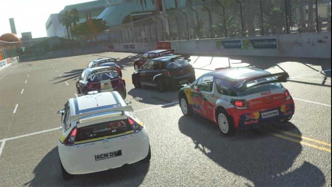 Square Enix Announces Racing Game Partnership