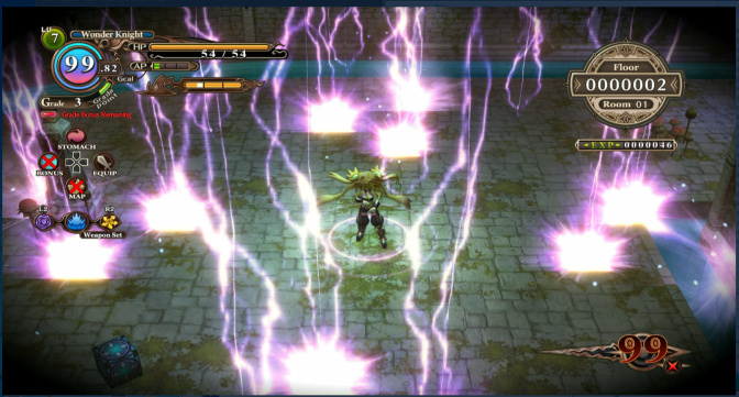 The Witch and the Hundred Knight: Revival Edition New Gameplay Images