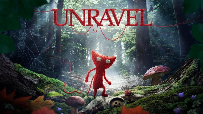 Create Your Own Yarny from Upcoming Game Unravel