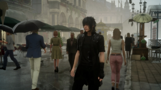 FINAL FANTASY XV EXCEEDS SALE EXPECTATIONS