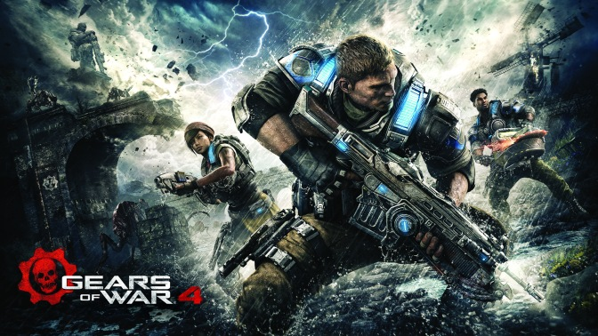 Get Ready for the New Saga with Gears of War 4