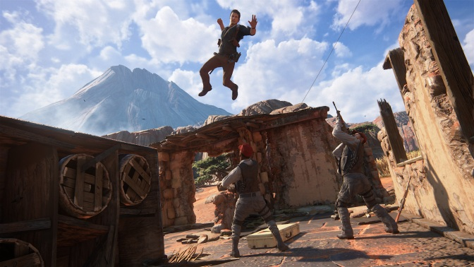 Uncharted 4: A Thief's End Review (PS4) – An Emotional Final Adventure
