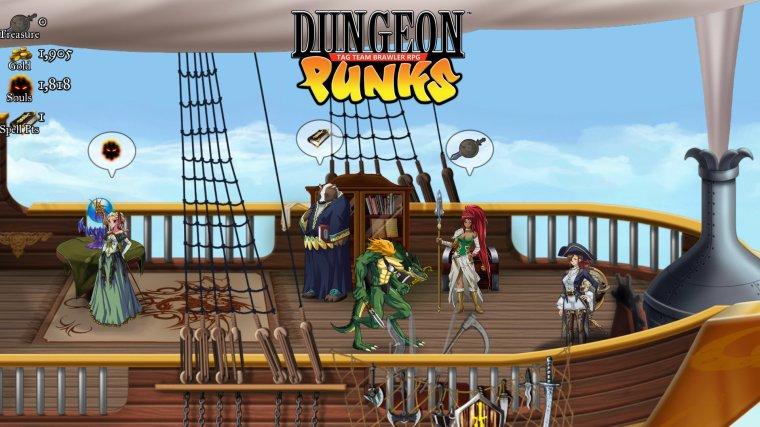 dungeon-punks