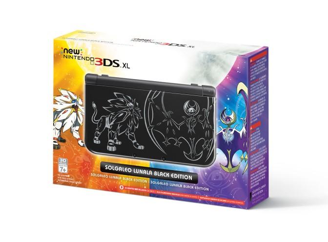 New Nintendo 3DS System for Pokémon Fans