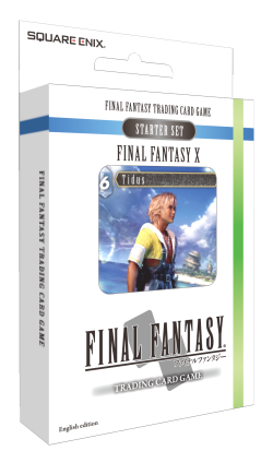 Opus 1 The First Set From FINAL FANTASY TRADING CARD GAME Will Be Available In Major Hobby Stores On October 28 2016 More Information Cards