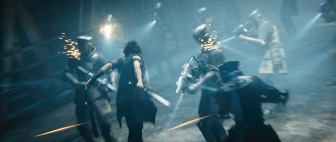 FINAL FANTASY XV GOES GOLD & NEW CG CINEMATIC TRAILER DEBUT