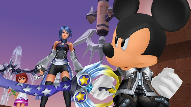 KINGDOM HEARTS HD 1.5 + 2.5 ReMIX HD Compilation Arriving On PS4