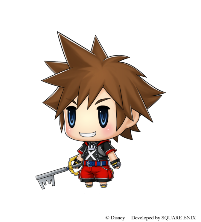 SORA ARRIVING FOR A LIMITED TIME TO WORLD OF FINAL FANTASY EARLY NEXT YEAR