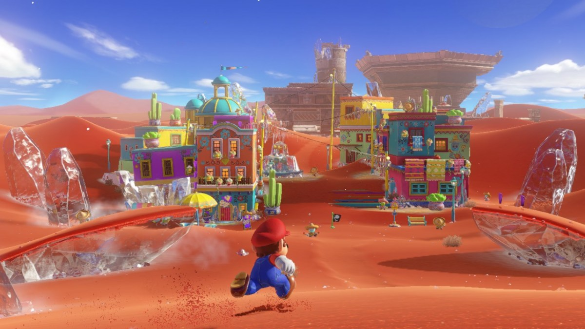 Super Mario: Odyssey Arrives Holiday 2017