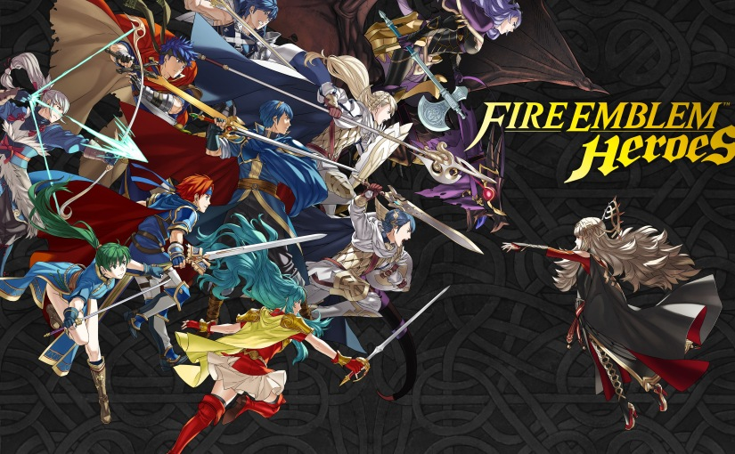 New Fire Emblem Heroes Update