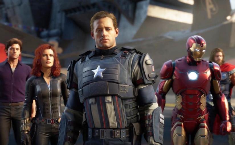 Marvel's Avengers Revealed At SQUARE ENIX PressConference