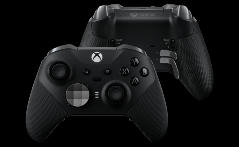 Xbox Elite Wireless Controller Series 2Revealed