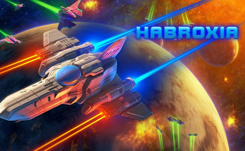 Retro space shooter 'Habroxia' Arriving Soon